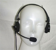 Lightweight Land Mobile Headset - Dual Side Military / Police / Special Operations Headsets