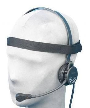 Lightweight Ruggedize Headset