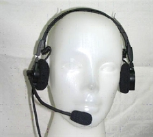 Lightweight Aviation Headset - Dual Side Military / Police / Special Operations Headsets