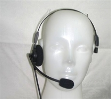 Lightweight Intercom Headset - Single Side Military / Police / Special Operations Headsets