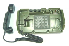 Field Telephone Military / Police / Special Operations Headsets