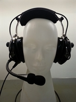 SHS6001AP - ACTIVE NOISE REDUCTION HEADSET Military / Police / Special Operations Headsets